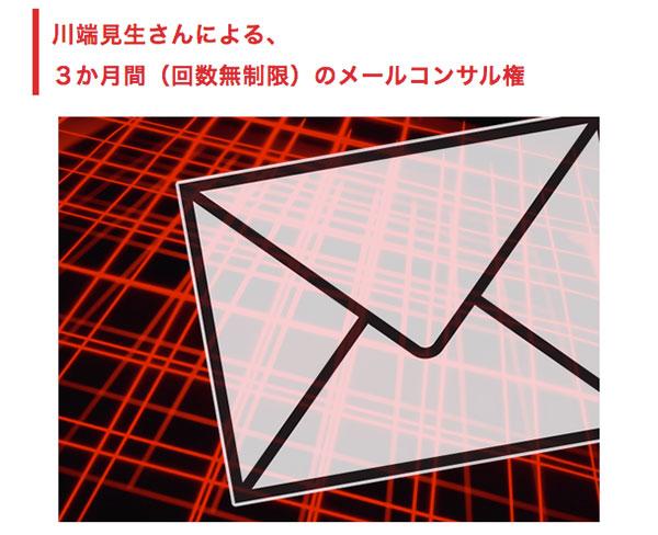 メールコンサルのイメージ